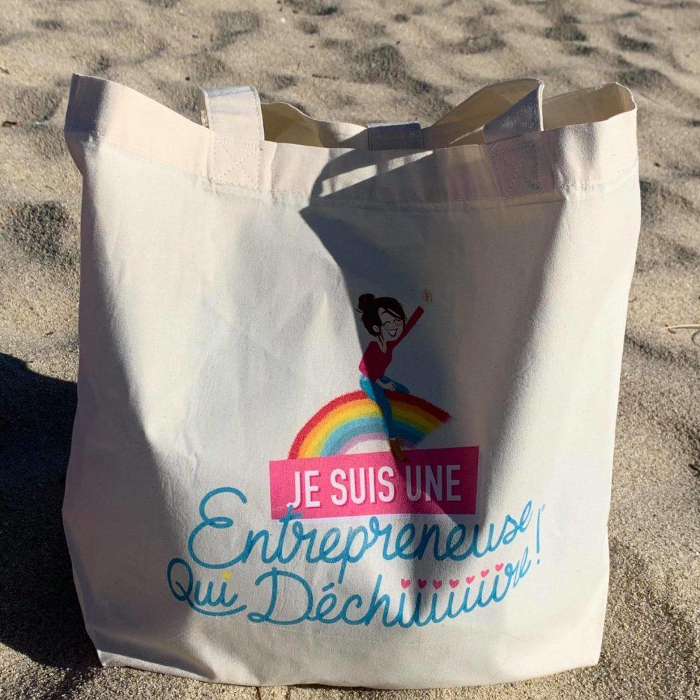Tote Bag des Entrepreneuses Qui Déchirent®